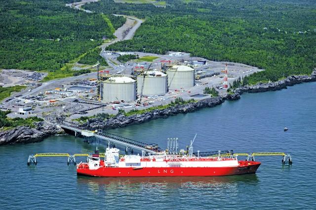 Τι μέλλει γενέσθαι για το φιλόδοξο LNG Canada