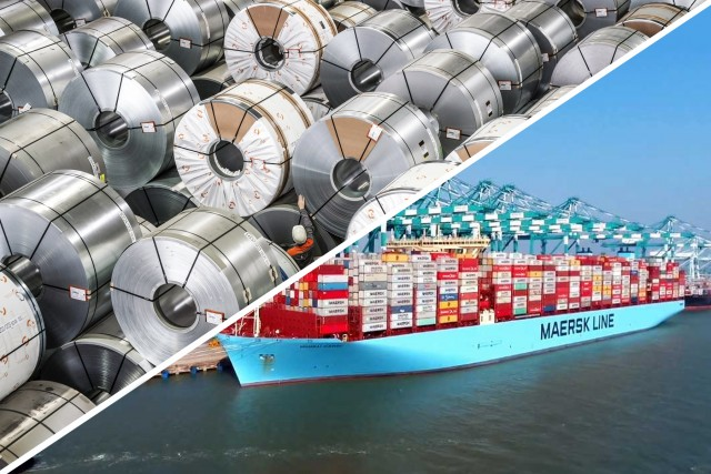 Η Maersk ενισχύει την παρουσία της στην παγκόσμια μεταφορά αλουμινίου