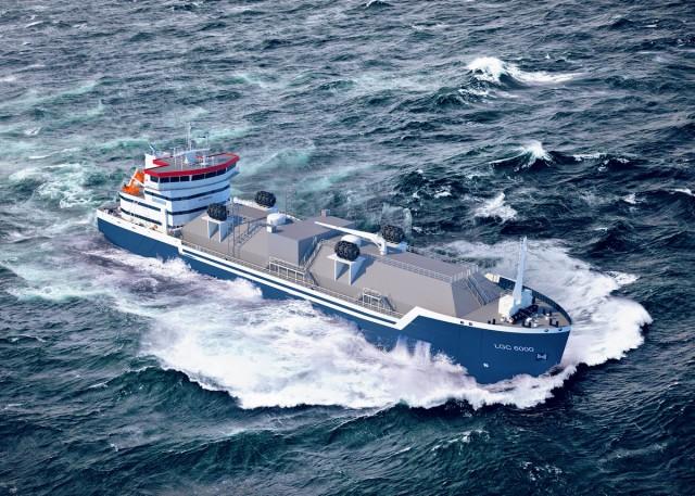 Προς μια ευρύτερη υιοθέτηση του LNG ως εναλλακτικού ναυτιλιακού καυσίμου