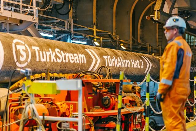 TurkStream: Το 2021 οι μεταφορές φυσικού αερίου από την Ρωσία προς την Ουγγαρία
