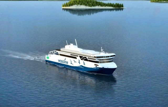 Φιλικές προς το περιβάλλον λύσεις για ένα τεχνολογικά προηγμένο ferry