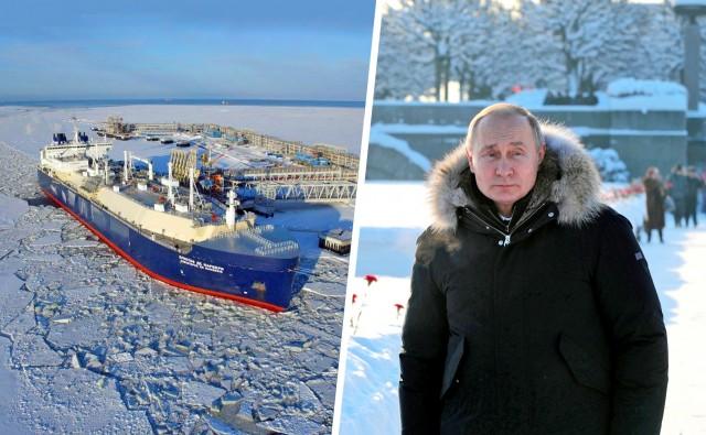 Πράσινο φως για ένα ακόμη ενεργειακό κοίτασμα στον Αρκτικό Ωκεανό