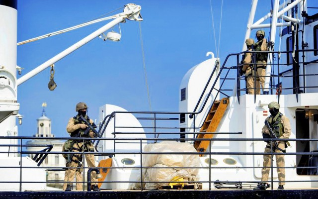 Η πειρατεία στον Ινδικό Ωκεανό παραμένει στο στόχαστρο του Λονδίνου
