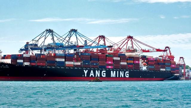 «Μαύρα σύννεφα» για την οικονομική πορεία της Yang Ming