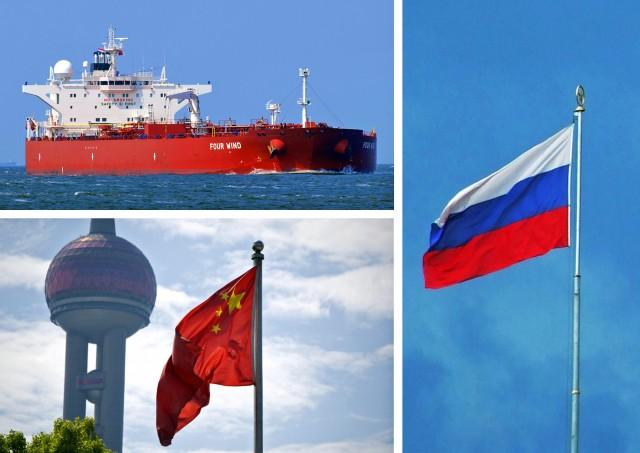 Κίνα: Αυξάνεται η ενεργειακή της «εξάρτηση» από την Ρωσία