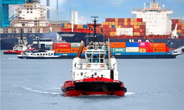 Στα σκαριά ένα φιλόδοξο έργο για το λιμάνι της Αμβέρσας