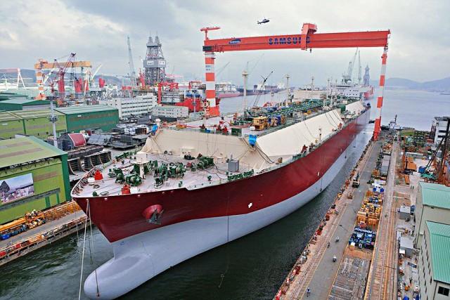 Αγωγή-μαμούθ της Petrobras America κατά της Samsung Heavy Industries