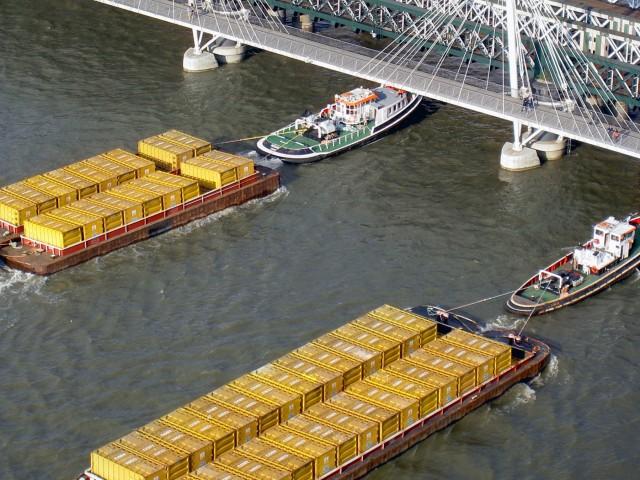 Στον Δούναβη στρέφεται η P&O Ports Dubai