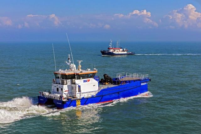 Μια νέα τεχνολογία αυτόνομων ελιγμών πλοίων δοκιμάστηκε στη Βόρεια Θάλασσα