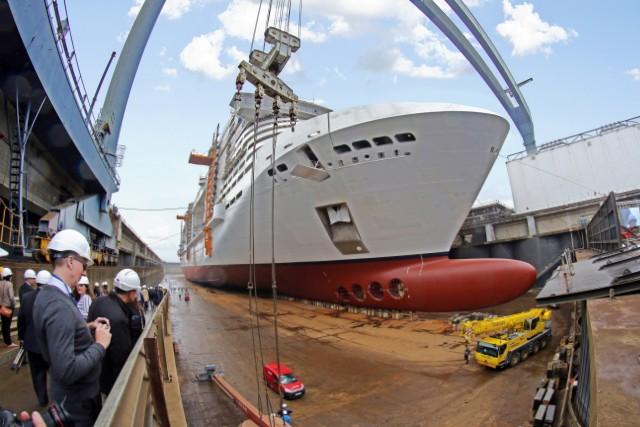 H ABB θα εξοπλίσει το πρώτο κρουαζιερόπλοιο κινεζικής κατασκευής