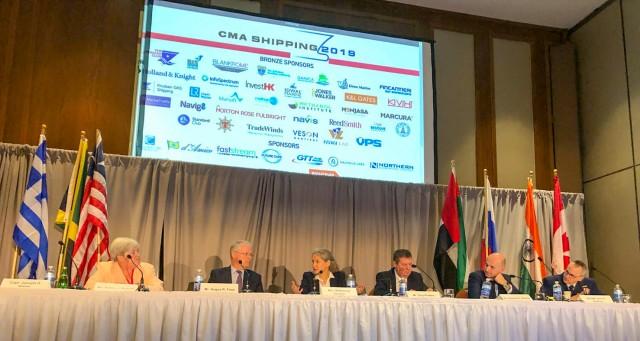 CMA Shipping 2019: Όσα συζητούν οι κορυφαίοι της ναυτιλίας στην Αμερική