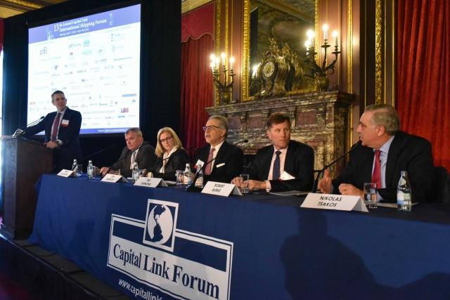 Capital Link: Τί αλλάζει στις διεθνείς ναυτιλιακές αγορές;