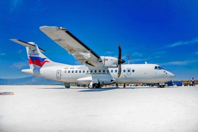 Συμφωνία διασύνδεσης Sky Express με Air France και KLM