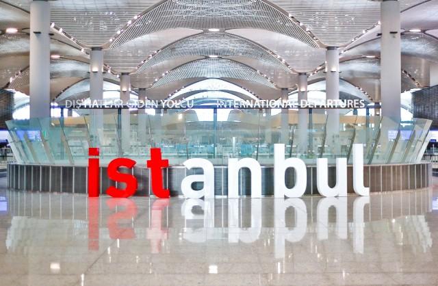 Φωτό: Istanbul Airport