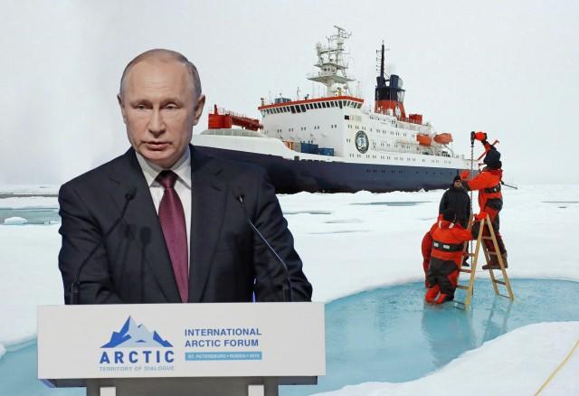 Ρωσία: Με το βλέμμα στραμμένο στην ανάπτυξη της Αρκτικής