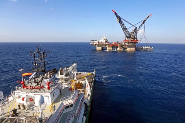 Η Exxon Mobil ενισχύει την παρουσία της στην Ανατ. Μεσόγειο