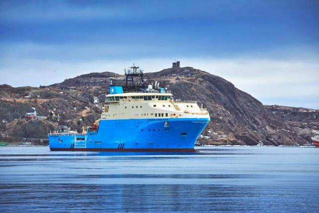 Η Maersk Supply Service επενδύει στη μείωση της κατανάλωσης καυσίμων