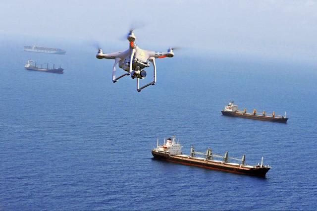 Με drones θα παρακολουθεί η Δανία τα πλοία στα ύδατά της