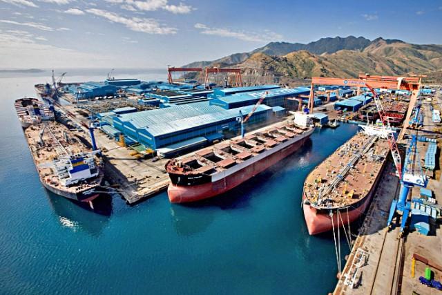 Φως στο τούνελ για το ναυπηγείο Hanjin στις Φιλιππίνες;