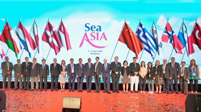 Η HEMEXPO έδωσε το παρών στη διεθνή ναυτιλιακή έκθεση Sea Asia 2019