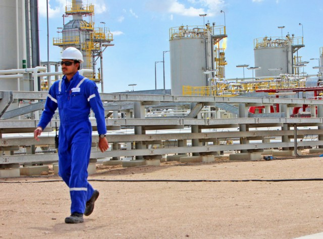Saudi Aramco: Επένδυση- μαμούθ