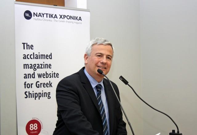 Ο κ. Λεωνίδας Ευγενίδης-Δημητριάδης, Πρόεδρος του Ιδρύματος Ευγενίδου και Πρεσβευτής του ΙΜΟ στην Ελλάδα.