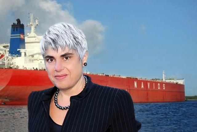 Η Navios Maritime παραλαμβάνει νέο VLCC