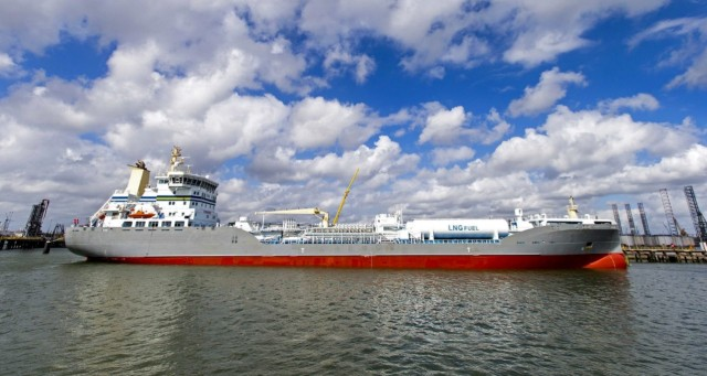 Νέα συνεργασία με φόντο το LNG
