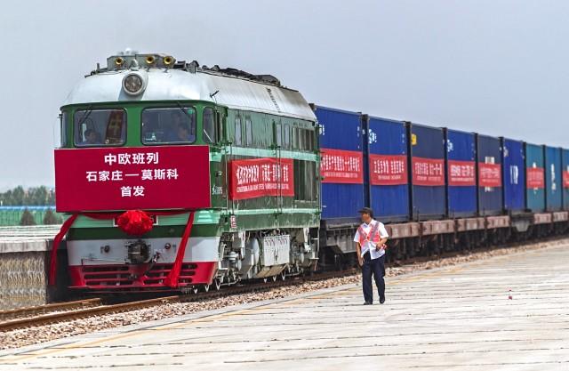 Τα τρένα ως ακρογωνιαίος λίθος των κινεζικών βλέψεων