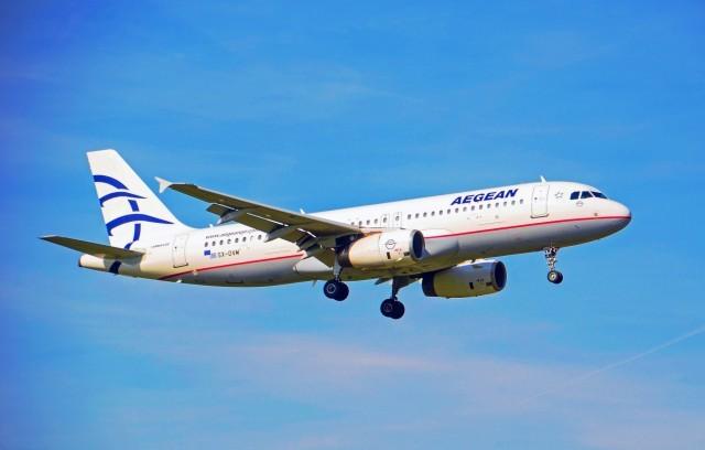 AEGEAN: Κανονικά οι πτήσεις προς Ιταλία