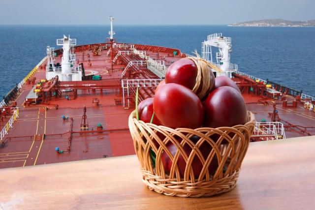 Πάσχα εν πλώ: Η διήγηση ενός πλοιάρχου