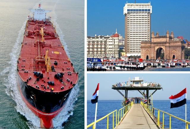 Νέες θαλάσσιες οδοί για τα δεξαμενόπλοια προς Ινδία