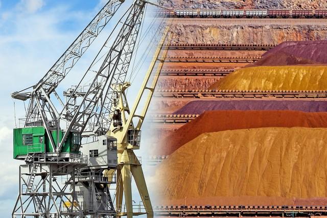 Ανάκαμψη για τις εξαγωγές αυστραλιανού σιδηρομεταλλεύματος