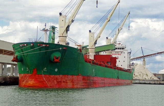 Σημάδια ανάκαμψης στην αγορά των dry bulk carriers