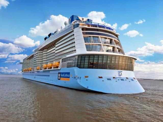 Υπό κατασκευή το μεγαλύτερο κρουαζιερόπλοιο του κόσμου