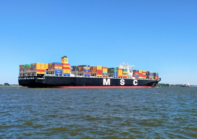 Πιστή στην περιβαλλοντική της στρατηγική η MSC Group