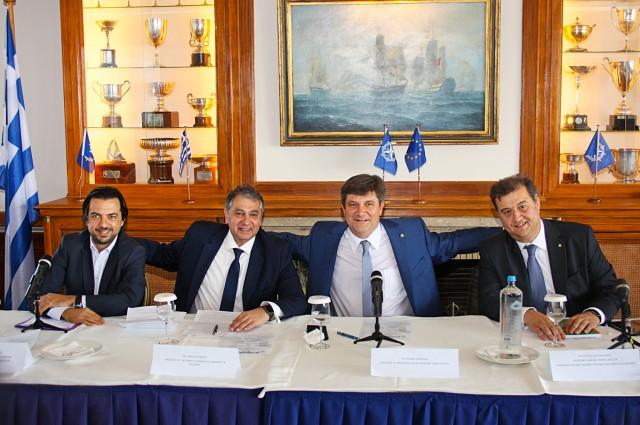 Γ. Ξηραδάκης: Η ελληνική ναυτιλία αφορά όλη την Ευρώπη