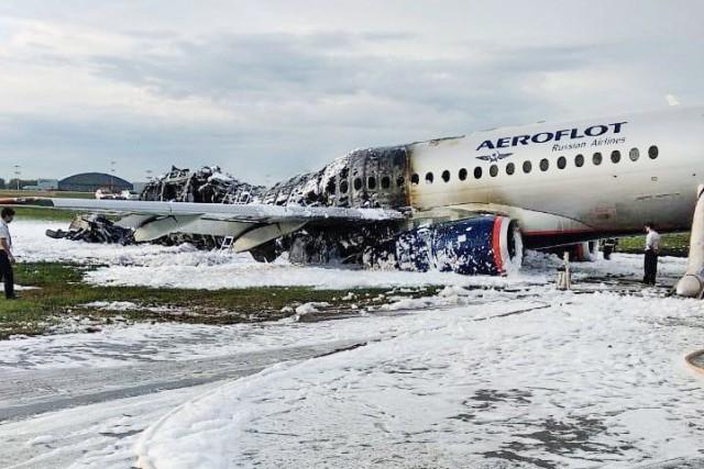 Τι πραγματικά συνέβη στη μοιραία πτήση της Aeroflot;