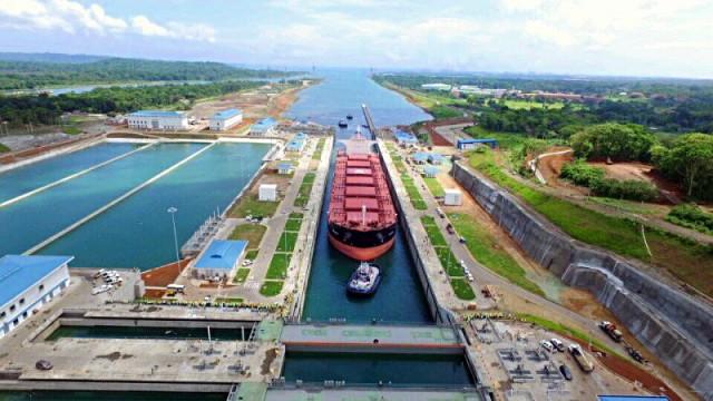 Διώρυγα Παναμά: Ένα νέο όριο βυθίσματος στα πλοία