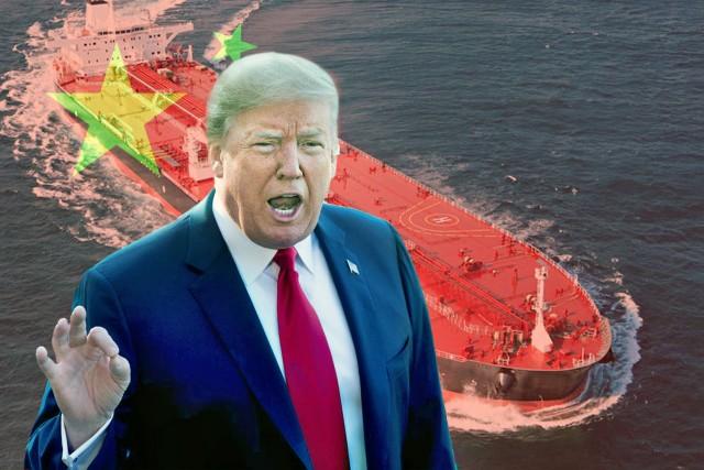 Η απάντηση του Πεκίνου στις απειλές του Τραμπ