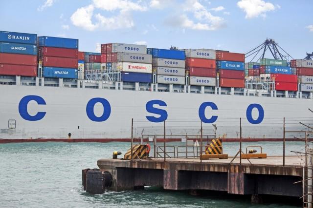 Στην καθετοποίηση των δραστηριοτήτων της προσβλέπει η Cosco Shipping