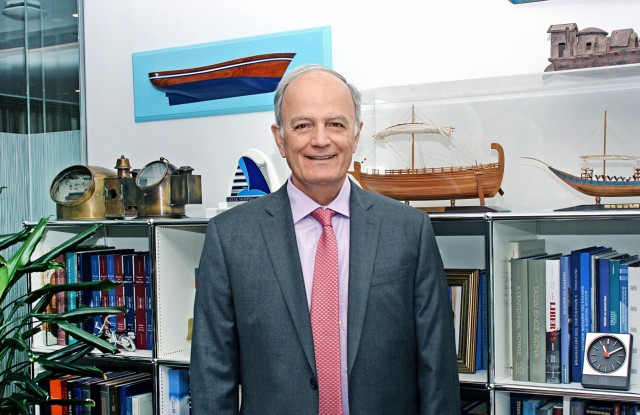 Ι. Πλατσιδάκης: Seatrade Personality of the Year 2019