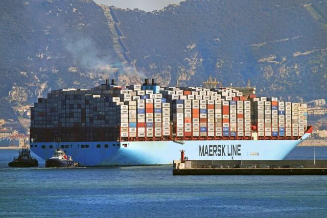 Το Ισραήλ υποδέχθηκε το μεγαλύτερο containership στα ύδατά του