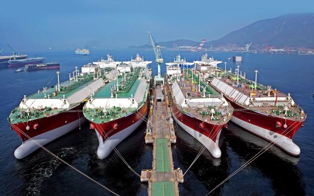 Ένα μεγαλεπίβολο ναυπηγικό πρόγραμμα από το Κατάρ