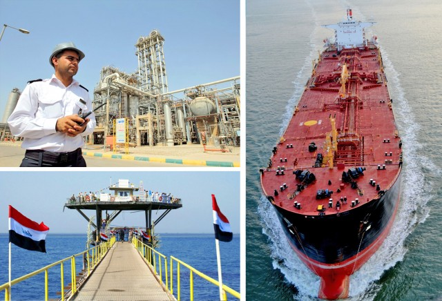 Πετρελαϊκοί κολοσσοί στρέφουν το βλέμμα τους στο Ιράκ