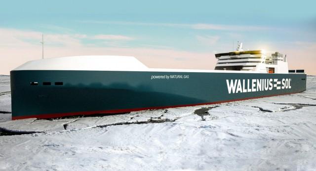 Στην παραγγελία των πρώτων της πλοίων προχωρά η Wallenius SOL