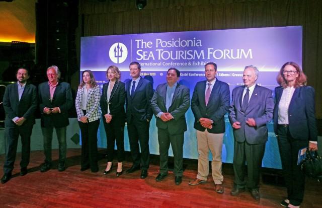 Τι αναμένεται να συζητηθεί στο 5ο Posidonia Sea Tourism Forum