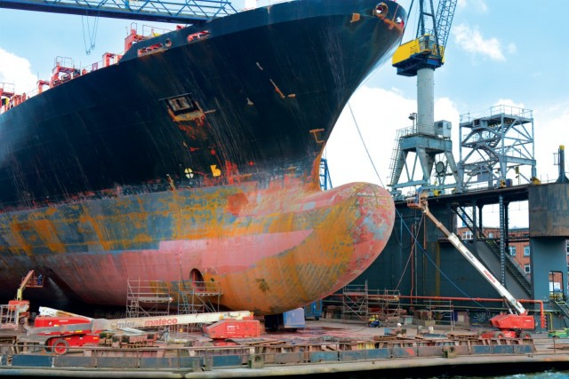 Οι πρακτικές των ασιατικών ναυπηγείων στο στόχαστρο της Γερμανίας