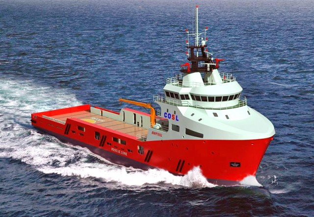 H Wärtsilä εξοπλίζει 12 νέα πλοία τύπου PSV