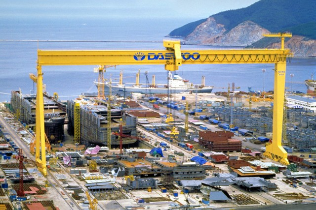 Ακόμη μία παραγγελία για κατασκευή πλοίου μεταφοράς LNG στην DSME
